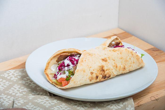 Adana kabab Wrap